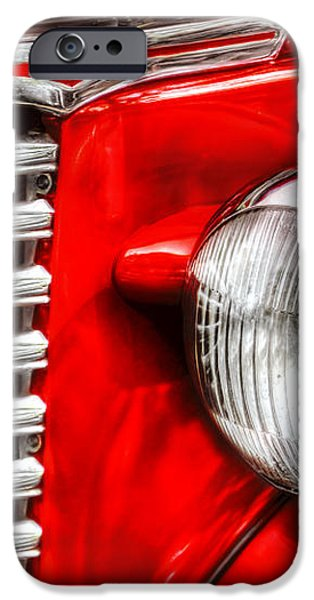 Car - Chevrolet iPhone Case by Mike Savad