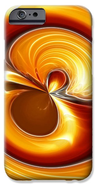 Hard Candies iPhone Cases - Caramel iPhone Case by Wendy J St Christopher