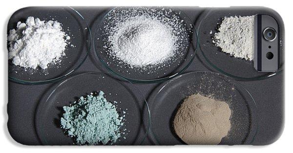 Calcium Carbonate iPhone Cases - Carbonates iPhone Case by GIPhotoStock
