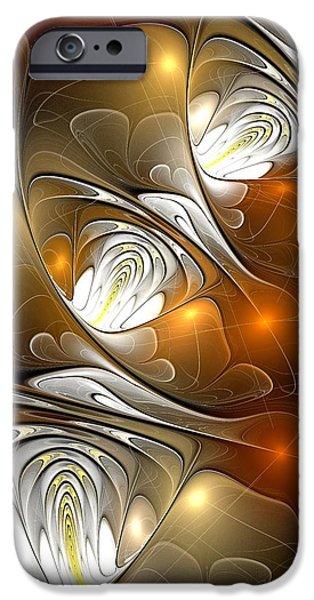 Thinking iPhone Cases - Carefree iPhone Case by Anastasiya Malakhova