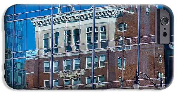 D.c. iPhone Cases - Carpenters Building iPhone Case by Stuart Litoff