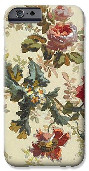 Carpet design iPhone Case by English School