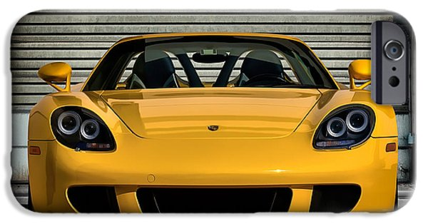 Extreme iPhone Cases - Carrera GT iPhone Case by Douglas Pittman