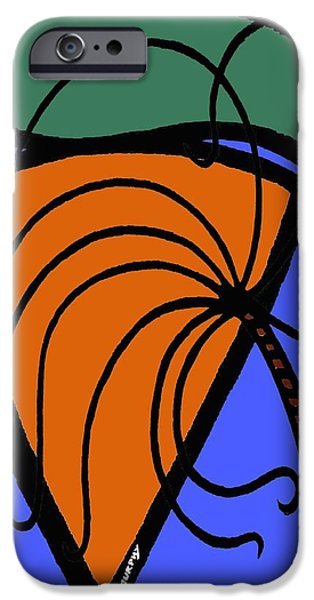 CARROT AND STICK iPhone Case by Patrick J Murphy