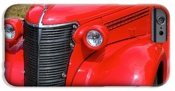 Rollingstone iPhone Cases - Cars iPhone Case by Tiffany Erdman