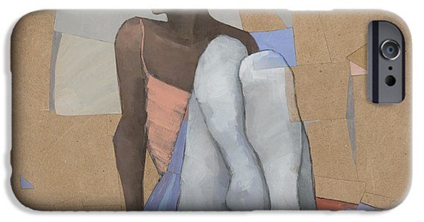 Figure iPhone Cases - Cascade iPhone Case by Steve Mitchell