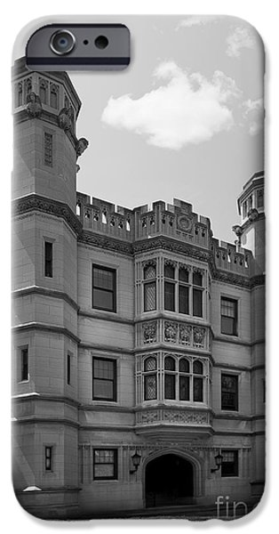 Case Western Reserve University Mather Memorial Building iPhone Case by University Icons