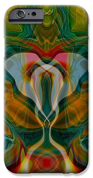 Casting Spells iPhone Case by Omaste Witkowski