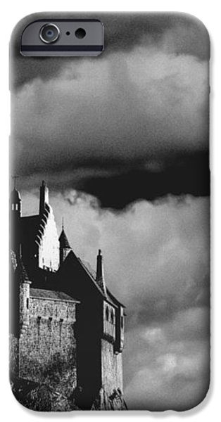 Castle in the sky iPhone Case by Bob Orsillo