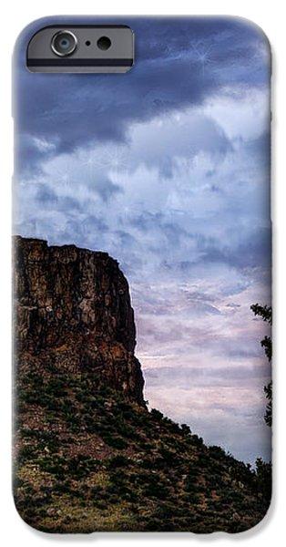 Castle Rock iPhone Case by Juli Scalzi