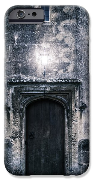 Creepy iPhone Cases - Castle Tower iPhone Case by Joana Kruse