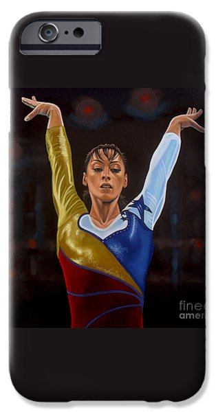 Championship iPhone Cases - Catalina Ponor iPhone Case by Paul Meijering