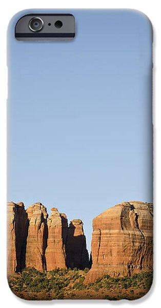 Cathedral Rock VI iPhone Case by David Gordon
