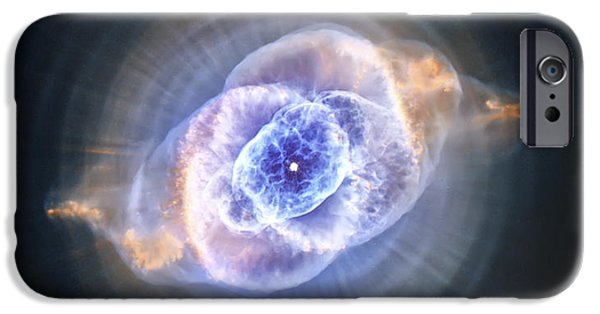 Recently Sold -  - Stellar iPhone Cases - Cats Eye Nebula iPhone Case by Adam Romanowicz