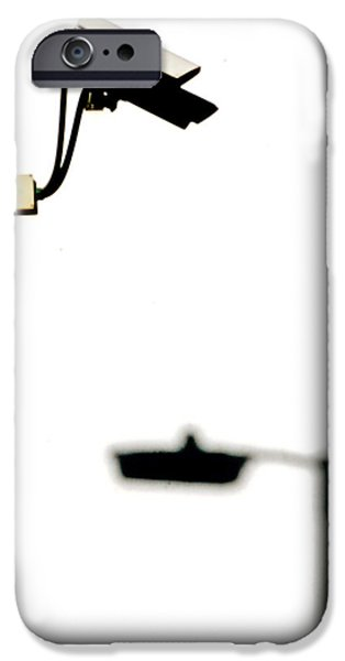 Electronic iPhone Cases - Cctv iPhone Case by A Rey