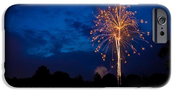 Recently Sold -  - 4th Of July iPhone Cases - Celebrate iPhone Case by Alexander Holden