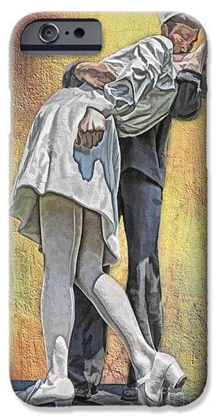 Women Together iPhone Cases - Celebration Embrace iPhone Case by Tom Gari Gallery-Three-Photography