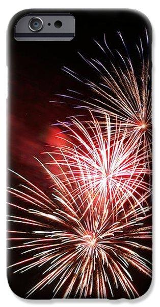 Celebration XXX iPhone Case by Pablo Rosales