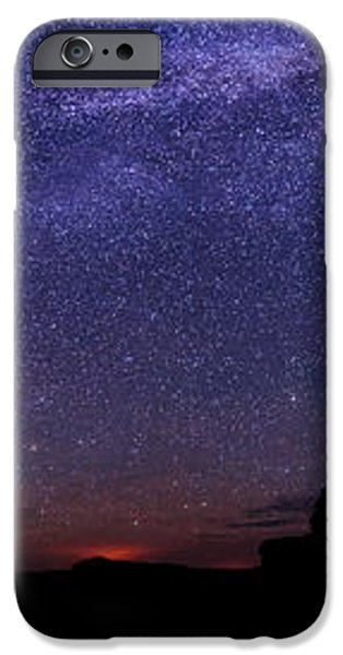 Celestial Arch iPhone Case by Chad Dutson