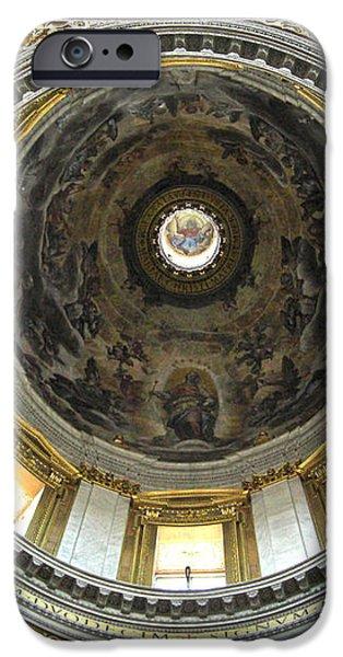 Chapel Dome iPhone Case by Deborah Smolinske