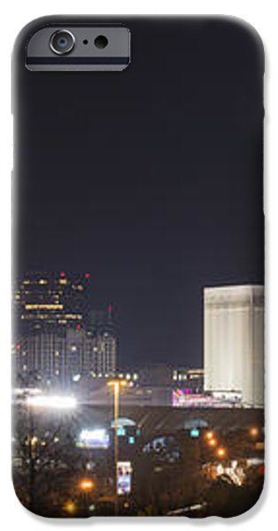 Charlotte Game Night iPhone Case by Brian Young