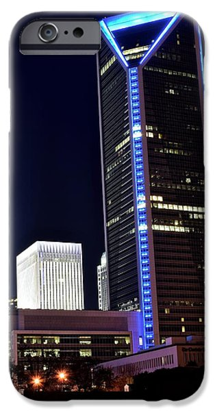 Charlotte iPhone Cases - Charlotte Highrise Close Up iPhone Case by Frozen in Time Fine Art Photography