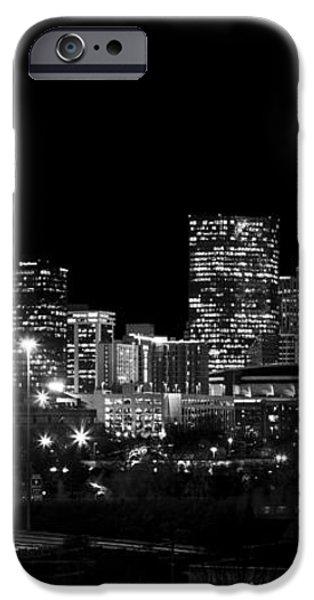 Charlotte Night v2 iPhone Case by Chris Austin