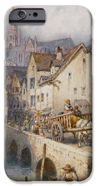 Charters iPhone Case by Myles Birket Foster