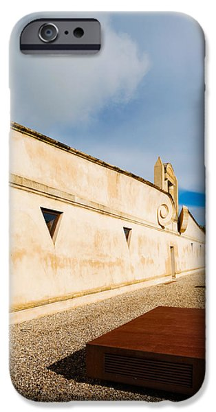Winery Photography iPhone Cases - Chateau Pichon Longueville Baron Winery iPhone Case by Panoramic Images
