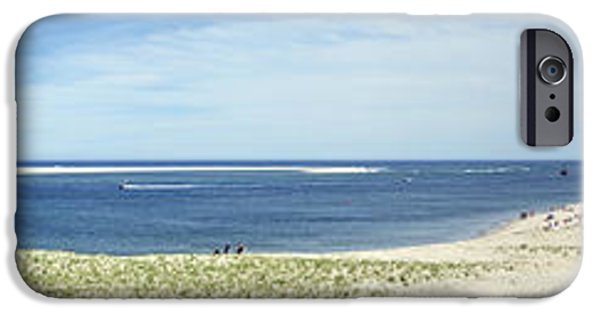 Chatham iPhone Cases - Chatham Light Beach iPhone Case by Matt Wade