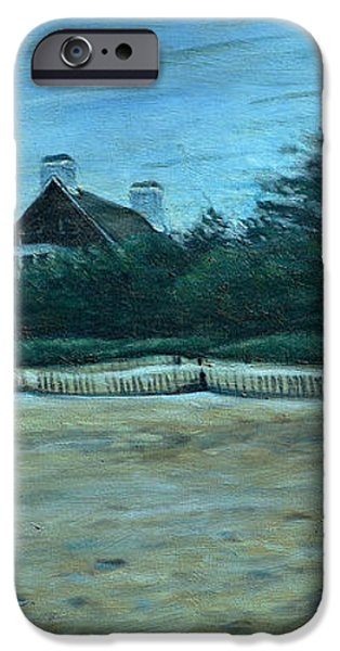 Chatham Lighthouse iPhone Case by Erik Schutzman