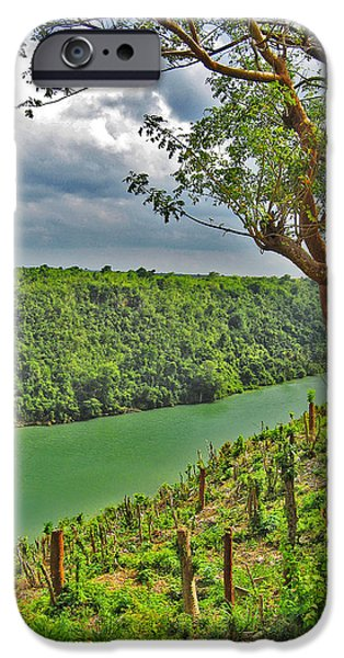 Francis Ford Coppola iPhone Cases - Chavon River. Altos de Chavon. Republica Dominicana.  iPhone Case by Andy Za