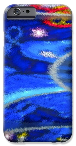 Cheer On iPhone Cases - Cheers to a New Year iPhone Case by Gwyn Newcombe