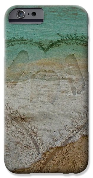 Beloved iPhone Cases - Cherish every day iPhone Case by Cheryl Young
