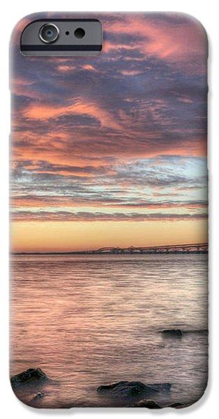 Chesapeake Splendor  iPhone Case by JC Findley