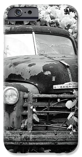 Chevrolet History iPhone Case by John Rizzuto