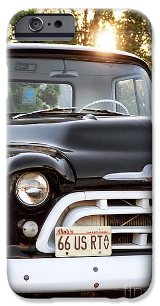 Chevy Truck iPhone Case by John Rizzuto