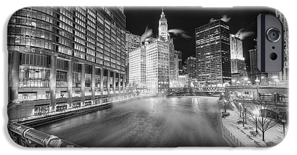 Wrigley iPhone Cases - Chiberia iPhone Case by Jeff Lewis