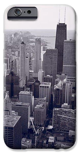 Chicago BW iPhone Case by Steve Gadomski