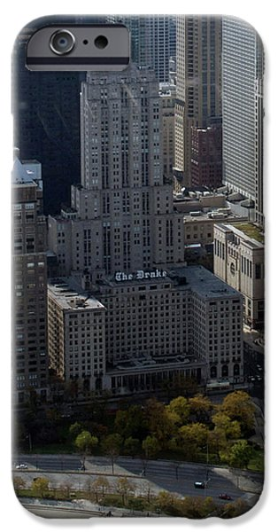 Chicago The Drake iPhone Case by Thomas Woolworth
