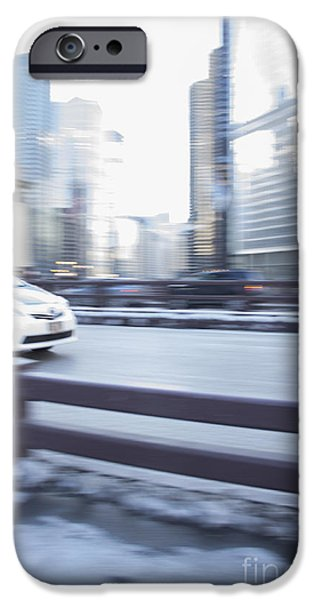 Chicago iPhone Cases - Chicago.XI iPhone Case by Spencer McNeil