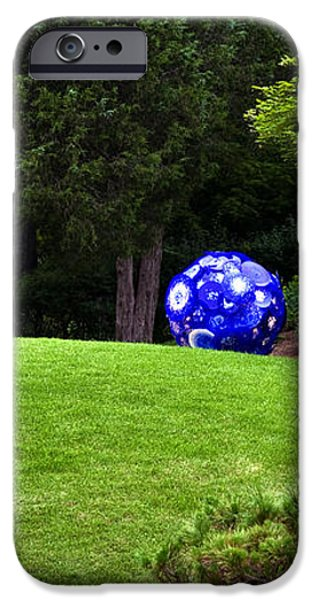 Chihuly Garden iPhone Case by Diana Powell