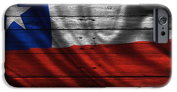 Chile iPhone Cases - Chile iPhone Case by Joe Hamilton