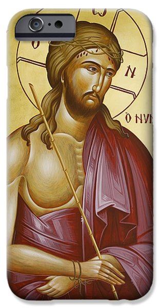 Christ the Bridegroom iPhone Case by Julia Bridget Hayes