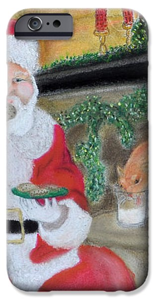 Christmas is for Sharing 2 iPhone Case by Danae McKillop