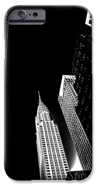Chrysler iPhone Cases - Destiny iPhone Case by Az Jackson