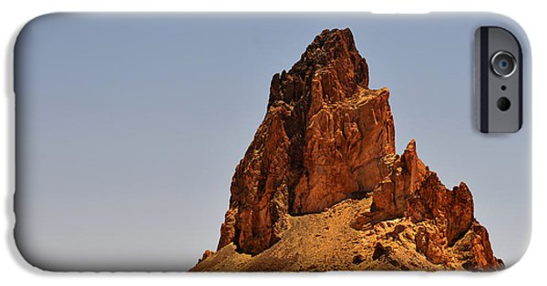 Epic iPhone Cases - Church Rock Arizona - Stairway to Heaven iPhone Case by Christine Till