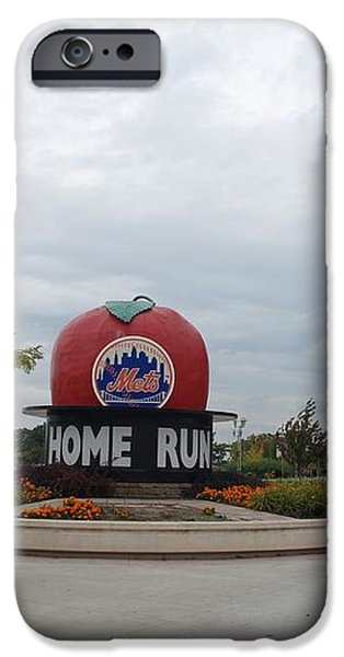 CITI FIELD iPhone Case by ROB HANS