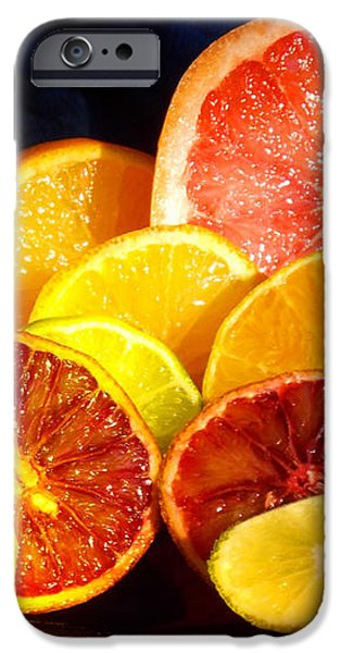 Citrus Season iPhone Case by Anastasia  Ealy