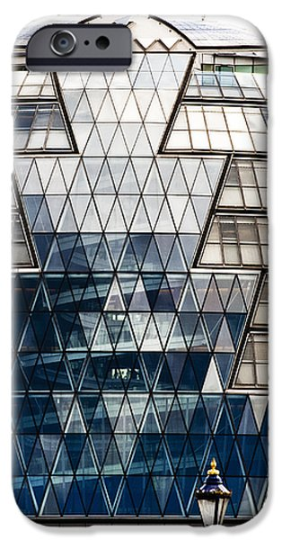 City Hall London iPhone Case by Christi Kraft